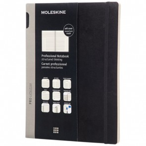 Pro notesbog XL softcover