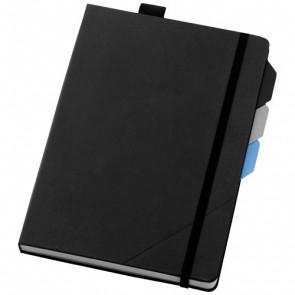 Alpha notesbog med faneblade
