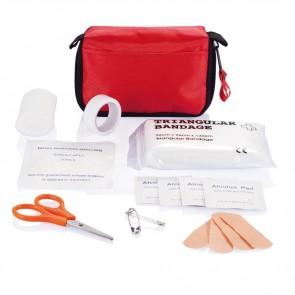 Førstehjælpssæt i taske