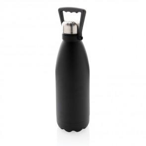 1.5 L stor rustfrit stål vakuum flaske