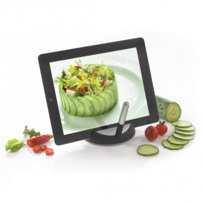 Chef tablet stander m. touchpen