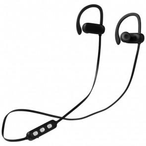 Brilliant Bluetooth®-høretelefoner med oplyst logo