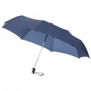 "Alex 21,5"" foldbar, fuldautomatisk paraply"