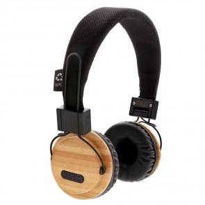 Bamboo trådløs hovedtelefon