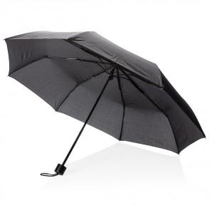 """21"""" manuel paraply med pose"""