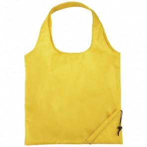 Bungalow foldbar polyester indkøbspose