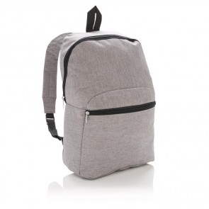Basic to-tonet rygsæk