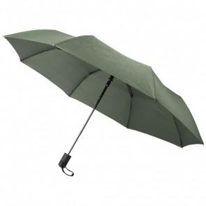 """Gisele 21"""" meleret paraply med automatisk åbning"""