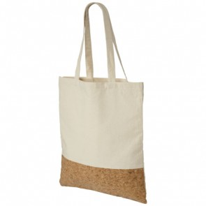 Bomuld og kork mulepose