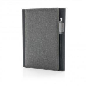 A5 luksus designet notesbog omslag