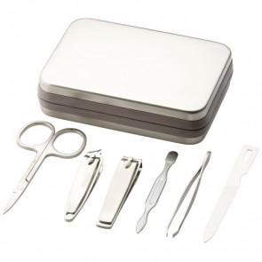 Manicure sæt med 6 dele