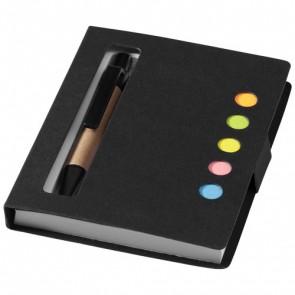 Reveal farvet post-it-hæfte med pen