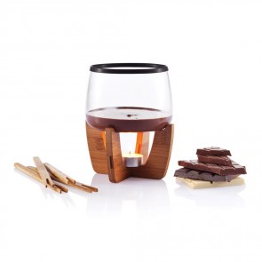 Cocoa chokolade fonduesæt