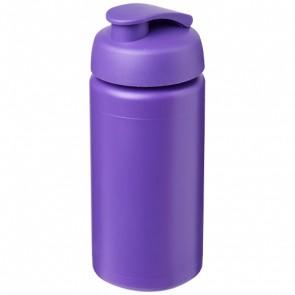 Baseline® Plus 500 ml sportsflaske med håndtag og fliplåg