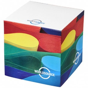 Cube memoblok lille 75x75