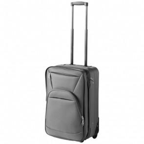 Kuffert på hjul med mulighed for udvidelse