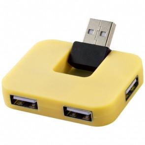 Gaia USB-hub med 4 porte