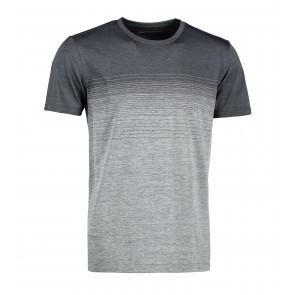 GEYSER seamless striped s/s T-shirt - herre