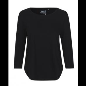 Neutral Ladies 3/4 Sleeve T-shirt