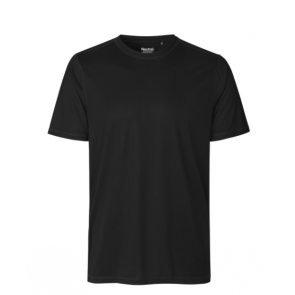Neutral Recycled Performance T-shirt Mens