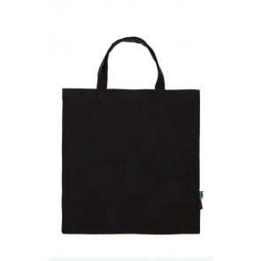 Neutral Shopping Bag, Short Handles